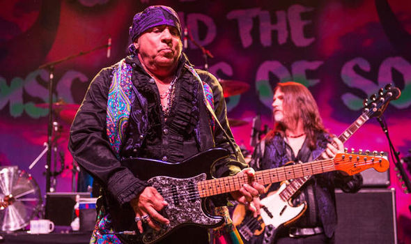 Little Steven and The Disciples of Soul at Danforth Music Hall