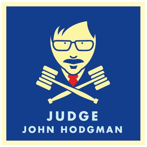 Judge John Hodgman at Danforth Music Hall