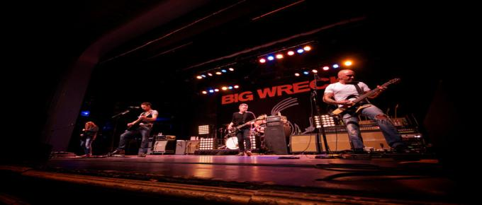 Big Wreck at Danforth Music Hall