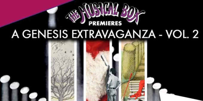 The Musical Box: A Genesis Extravaganza Vol II at Danforth Music Hall