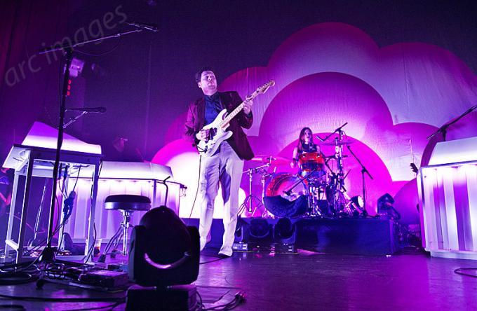 Metronomy at Danforth Music Hall