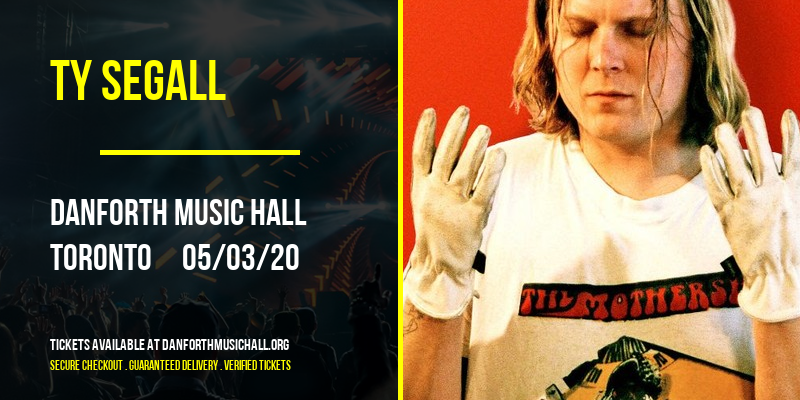 Ty Segall at Danforth Music Hall