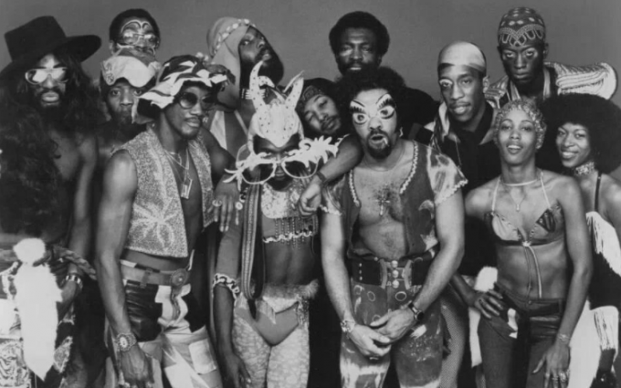 George Clinton and Parliament Funkadelic at Danforth Music Hall