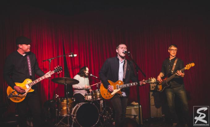 Brian Fallon & The Howling Weather [CANCELLED] at Danforth Music Hall