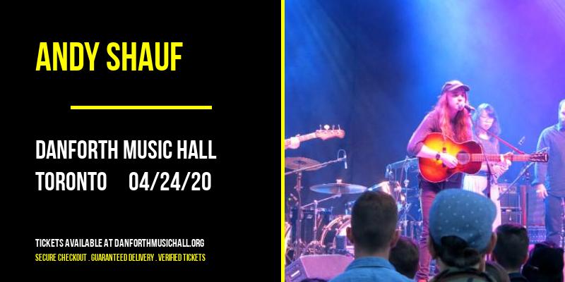Andy Shauf [POSTPONED] at Danforth Music Hall
