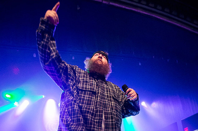 Action Bronson [CANCELLED] at Danforth Music Hall