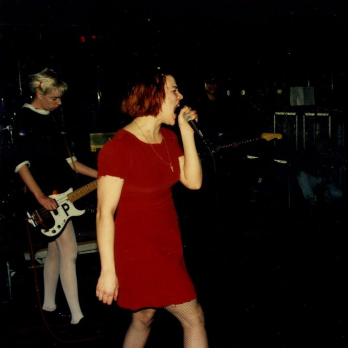 Bikini Kill at Danforth Music Hall