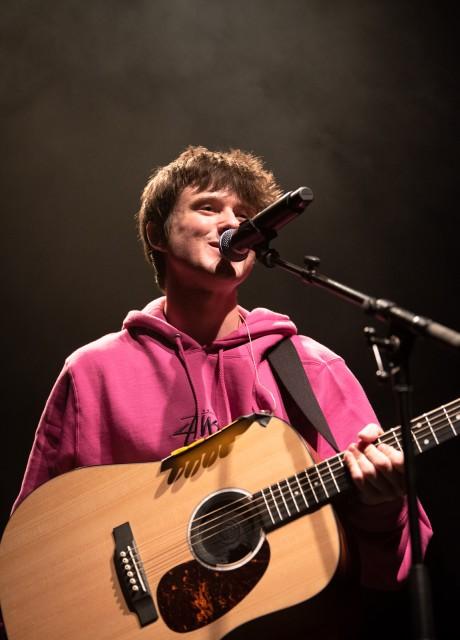 Alec Benjamin [CANCELLED] at Danforth Music Hall